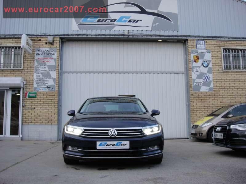 Volkswagen PASSAT 2.0 TDI DSG-