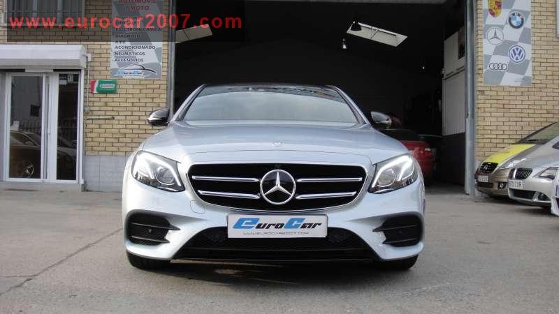 Mercedes E 220 CDI-