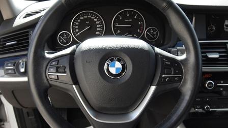 BMW X3 XDRIVE-8