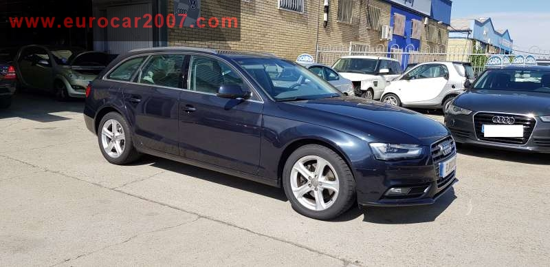 Audi A-4  AVANT 1.8 TFSI-