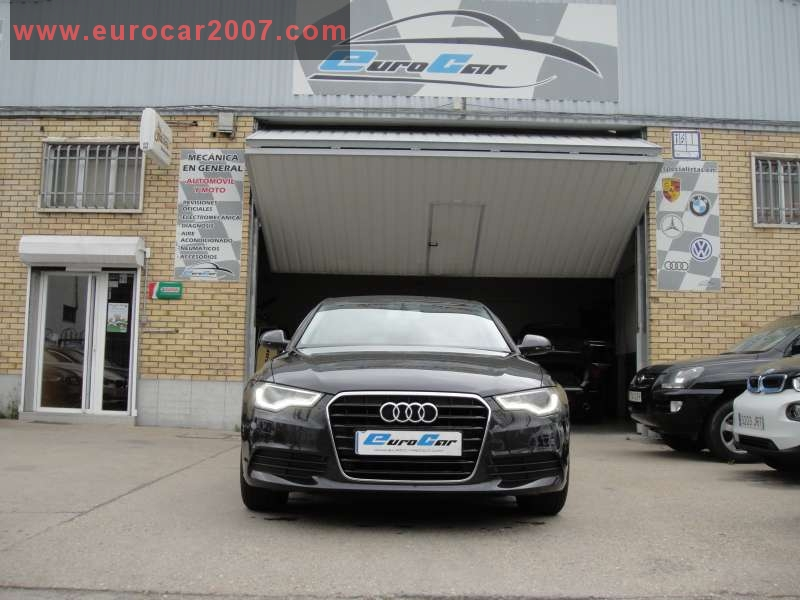 Audi A-6 2.0 TDI ULTRA S TRONIC ADVANCE