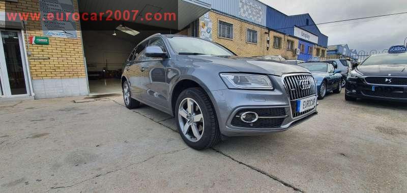 Audi Q-5 2.0 TDI S-LINE-