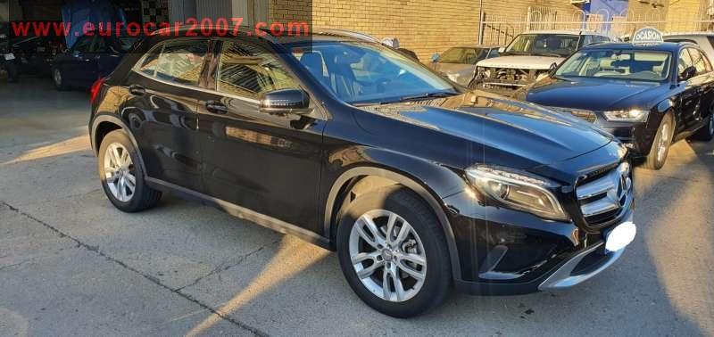Mercedes GLA  200 CDI SPORT-