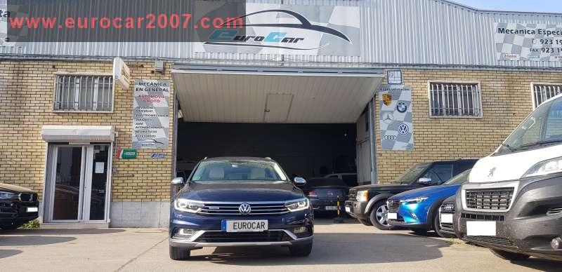 Volkswagen PASSAT 2.0 TDI ALLTRACK 4MOTION-